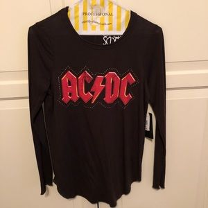 Chaser AC/DC Long sleeve T